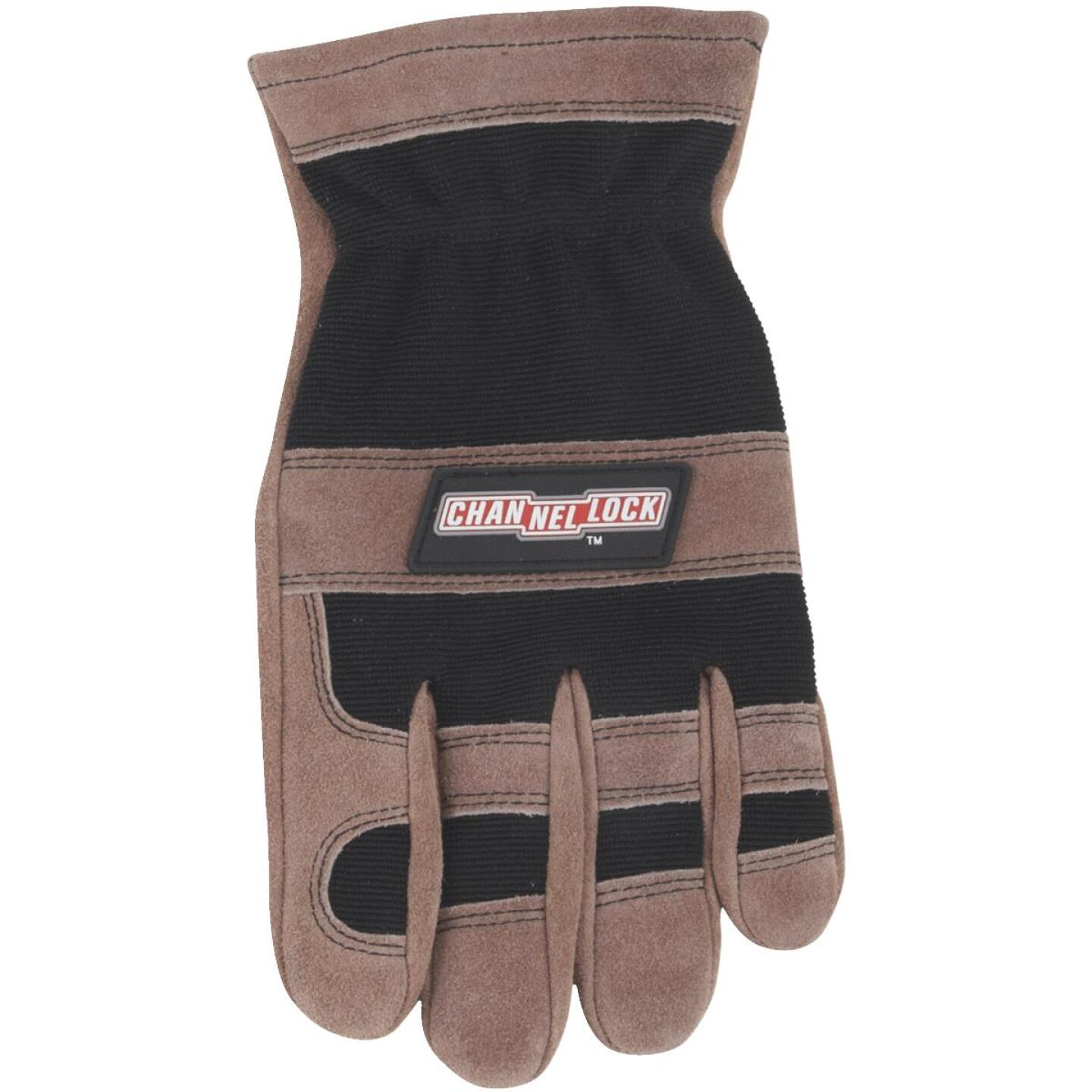 Channellock Men's Large Leather Work Glove Image 4